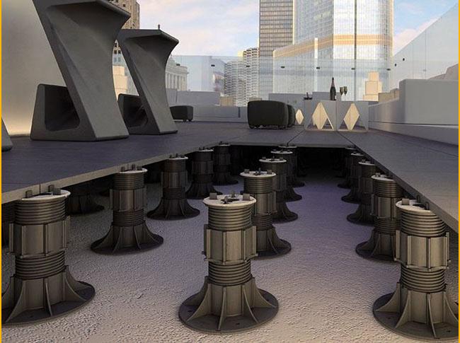 Pedestal system