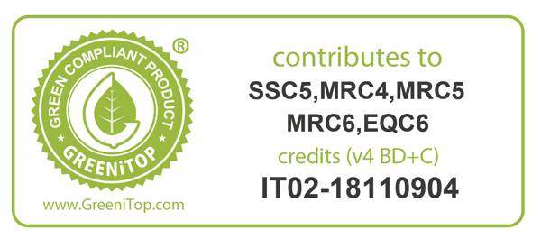 LEED Credit Products Powercap