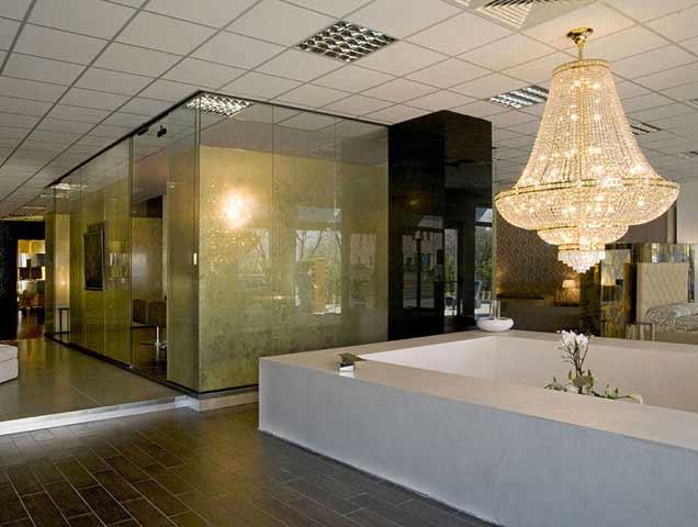 Artistic glass for Interior
