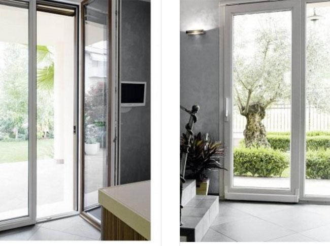 Wooden windows and doors: DOORS