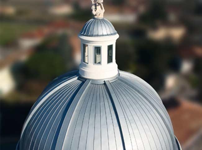 zintek® roofing
