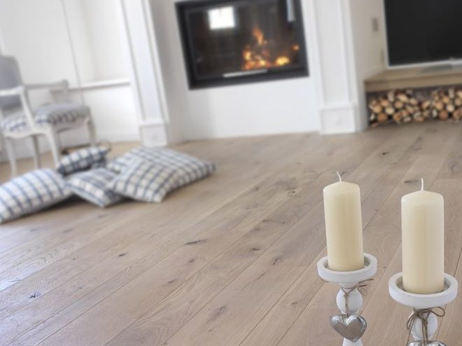 GIʎNT® Solid wood flooring unfinished