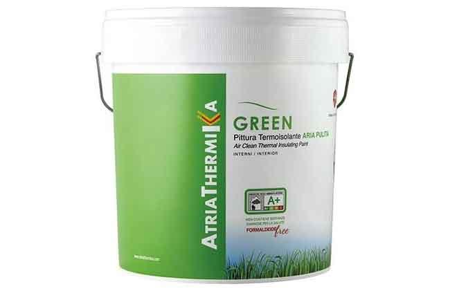 Atriathermica Green per interni